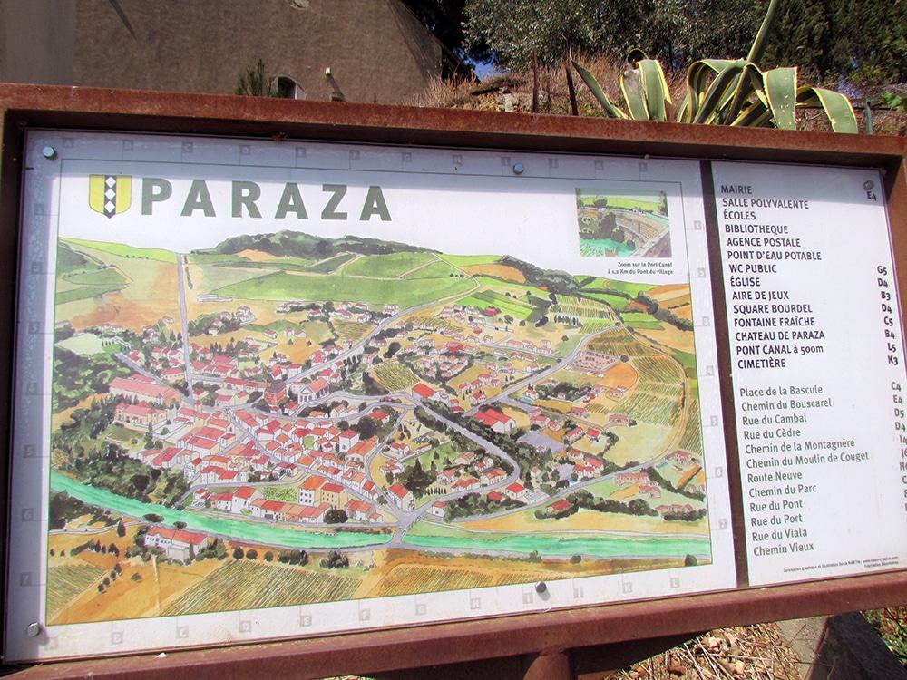 Paraza