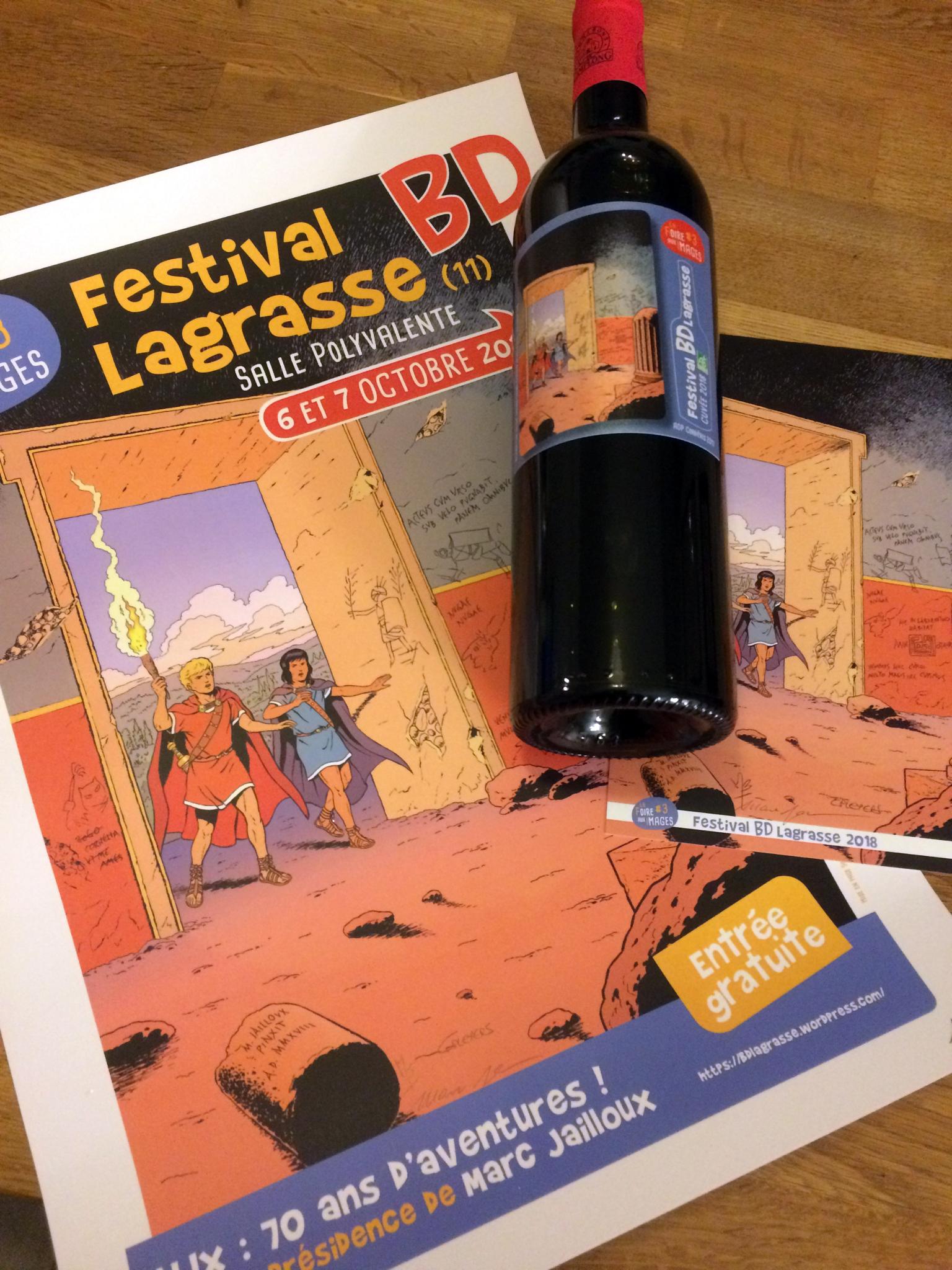 Festival de BD de Lagrasse